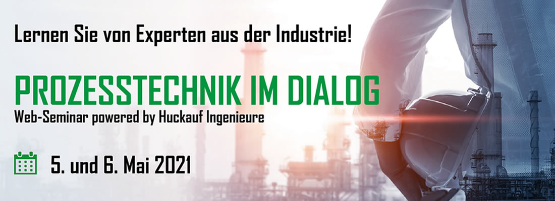 Prozesstechnik im Dialog